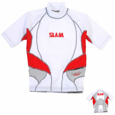 SLAM Rash guard, kort ärm