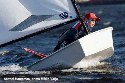 Optimist, WB-Sails